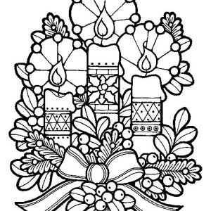73 best ChristmasWinter coloring pages images on Pinterest