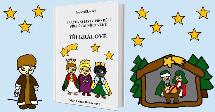Tři králové - ebook