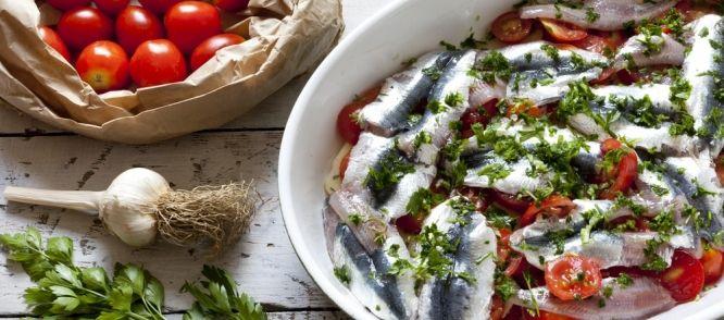 Portugal: Sardines Uit De Oven recept | Smulweb.nl