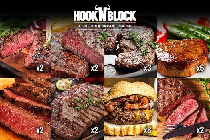 27pc BBQ Steak Hamper