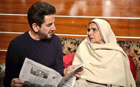 My condolences over the sad demise of Mrs. Tej Kaur (86), mother of renowned Punjabi singer Mr. Gurdas Maan, who passed away in Gidderbaha today evening. She was a pious soul. We pray to the Almighty to grant eternal peace to the departed soul and courage to family members to bear this irreparable loss.