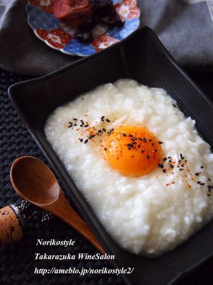 ピリッと玉子粥 by 紀子   レシピサイト「Nadia   ナディア」プロの料理を無料で検索