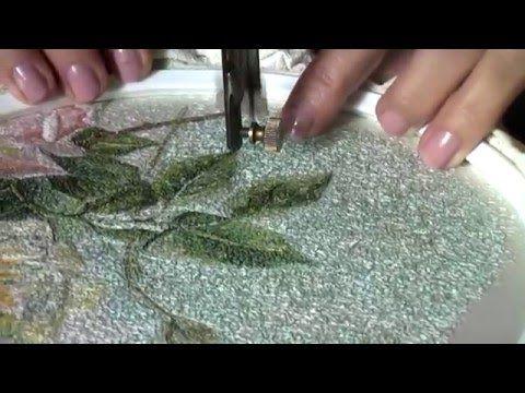 Видео мастер-класс по вышивке шелком на ножной машинке «Чайка» - Ярмарка Мастеров - ручная работа, handmade