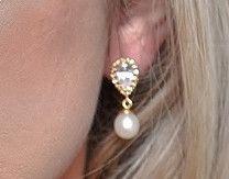 The Alisha Gold Earrings