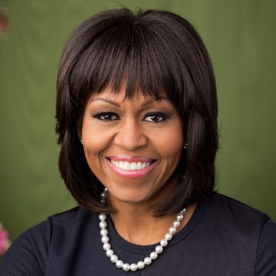 """One of the lessons that I grew up with was to always stay true to yourself and never let what somebody else says distract you from your goals.""    Michelle Obama Biography - Facts, Birthday, Life Story - Biography.com"