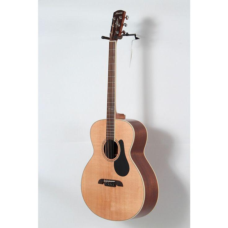 Alvarez Artist Series Acoustic-Electric Baritone Guitar Natural 888366020067