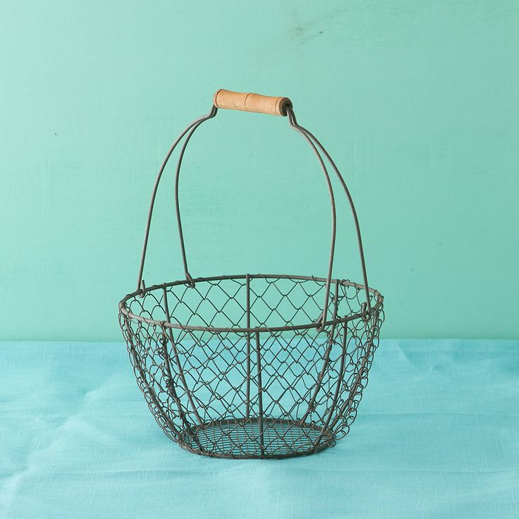 51 best Baskets images on Pinterest   Metal baskets, Home ideas and ...
