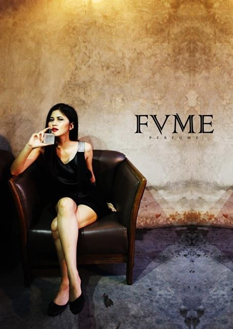 FVME is the redefinition of customized perfume (@fvmeperfume).