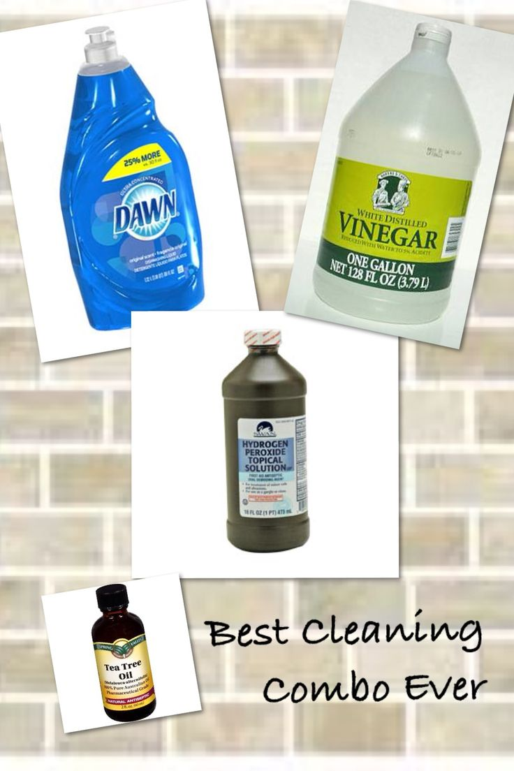 Best Cleaning Combination For Any Surface Ever In A