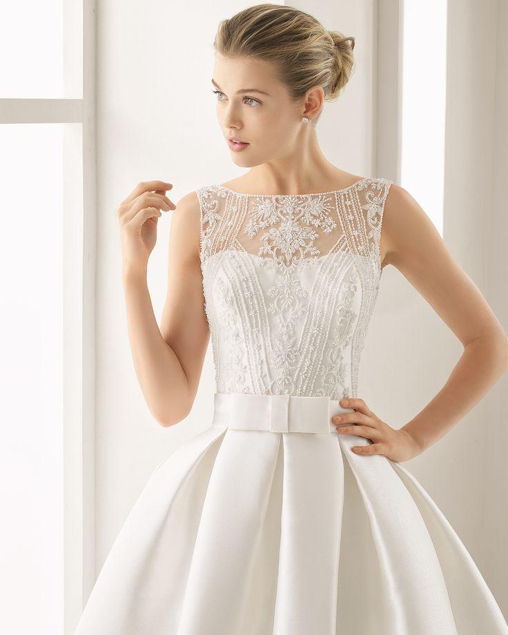 25 best ideas about satin wedding gowns on pinterest. Black Bedroom Furniture Sets. Home Design Ideas