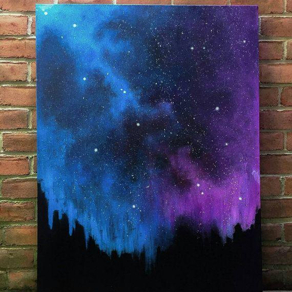 Fügen Sie Farbe zu Ihrem Haus mit 15 schönen Leinwand-Malerei-Ideen hinzu