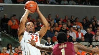 Mike Scott, ACC Player of the Week