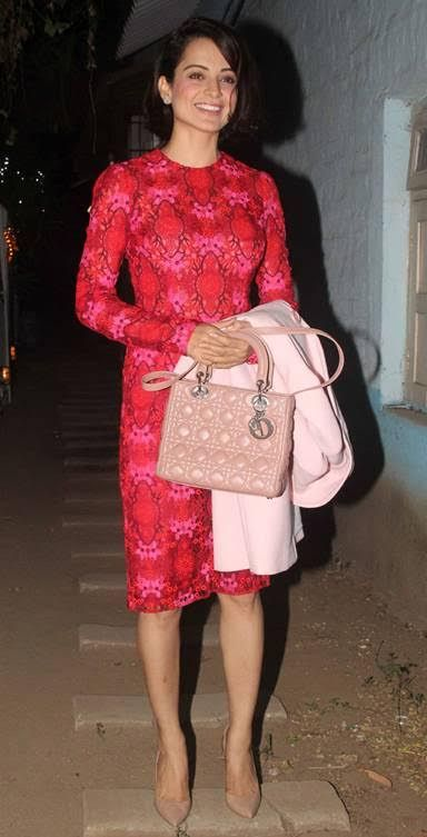 13 Times Kangana Ranaut Was On Top of Her Style Game! -cosmopolitan.in