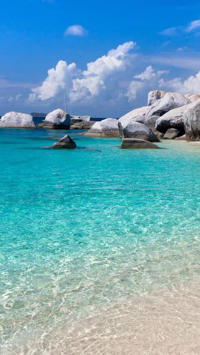 Beach #iPhone #5s #Wallpaper