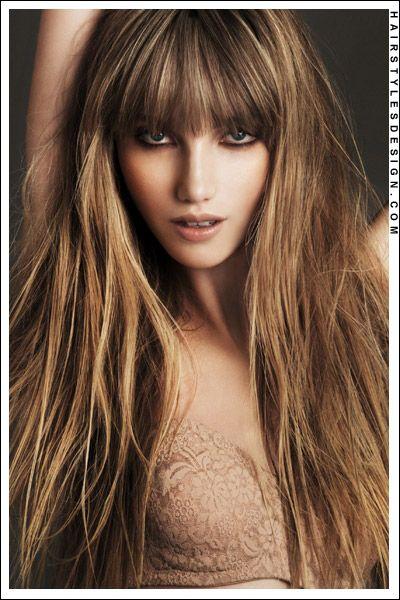 Light brown hair with blonde highlights | HAIR | Pinterest