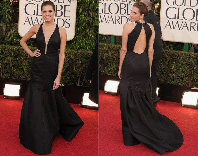 Golden Globe Awards 2013: Allison Williams