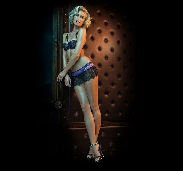 Девушка недели: Лена Герке, невероятно красивая подруга хавбека «Реала» Сами Хедиры - ФОТО