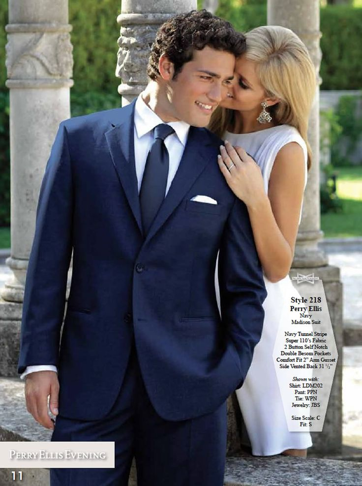 8 best Suits images on Pinterest | Dress formal, Formal wear and ...