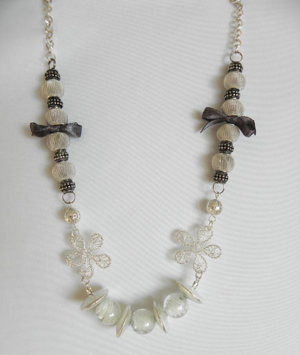 Perfect handmade necklace...like it