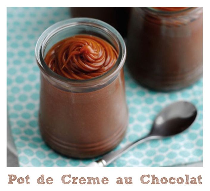 A classic and simple French dessert with salted caramel for a modern twist!