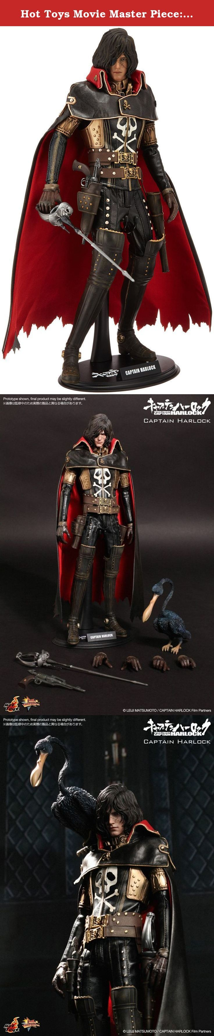 Hot Toys Movie Master Piece: Space Pirate Captain Harlock - Captain Harlock. Body size: height of about 32 centimeters Target Gender: Boys From 15-year-old: Age The main manufacturing countries: China (C) LEIJI MATSUMOTO / CAPTAIN HARLOCK Film Partners.