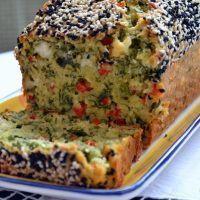 Ispanaklı tuzlu kek | Hanemde Pişenler