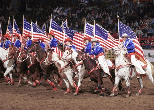 Westernaires  The National Western Stock Show has been a Denver tradition since 1906