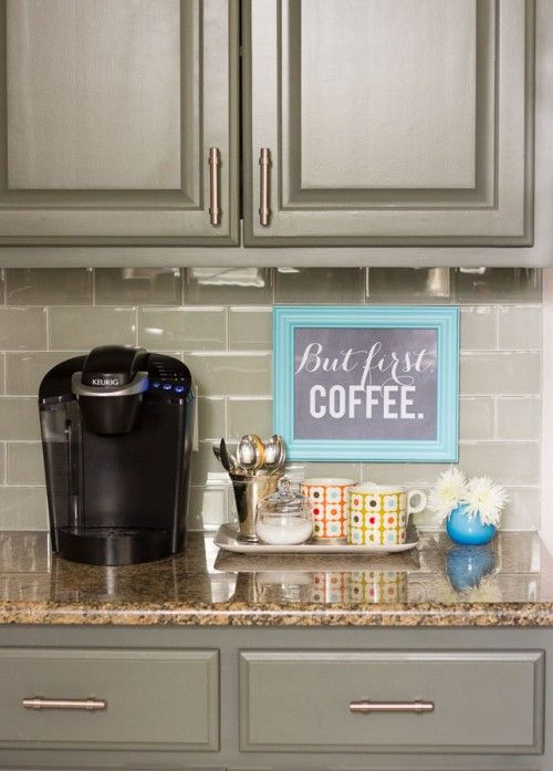 11 DIY Coffee Stations Made With Style