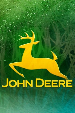 John Deere Logo iPhone Wallpaper Download