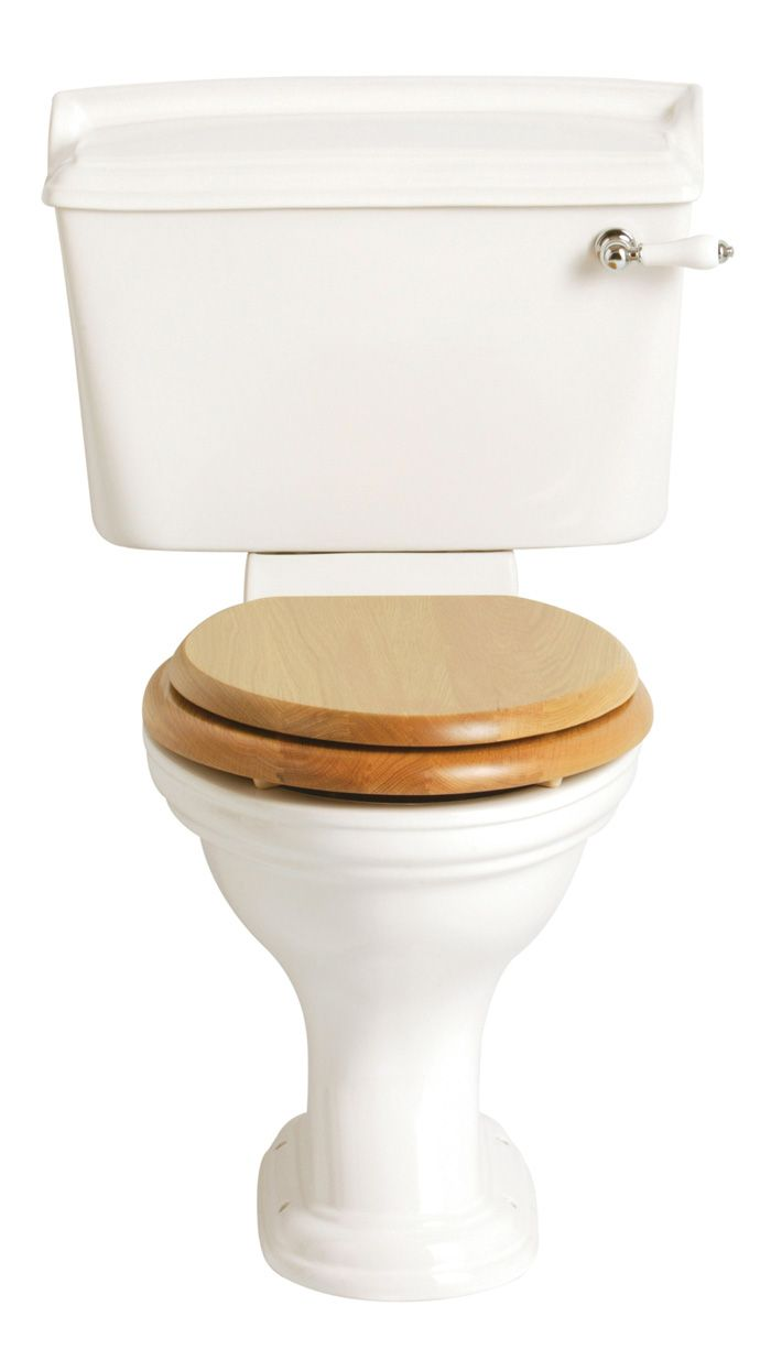 Dorchester Close-Coupled WC | Pottery | Heritage