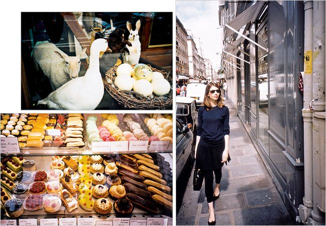Paris with Sofia Coppola