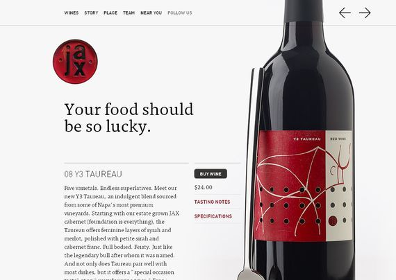 26 Websites with Unusual Navigation - DesignM.ag