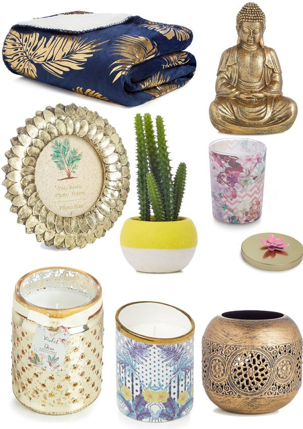 Brilhos da Moda: Para a decoração do lar
