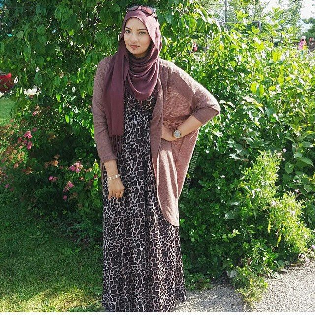 Hijab Fashion!Hijab!Muslim Women Full Cover Cotton Jersey Hijab Long Scarf(Burgundy)