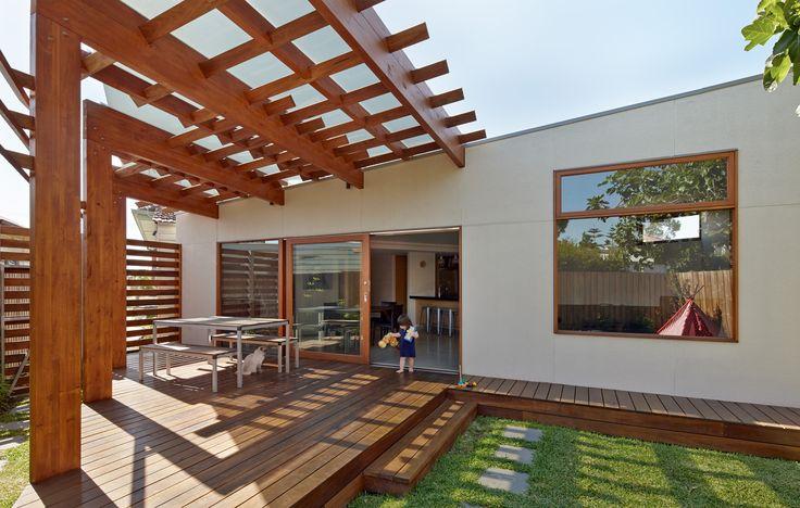 Crib & Chock by windust architecture + design.