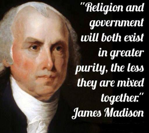 president james madison quotes - Google Search