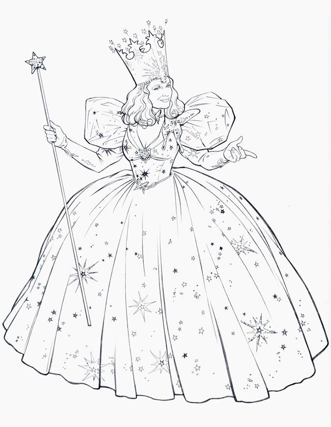 Glinda The Good Witch By Jerome K Moore Glinda The Good Witch