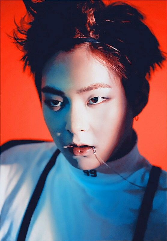 "Xiumin "" Monster "" ex'act comeback"