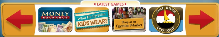 Learn all about Egypt by clicking the tabs on the bottom.  Start with Where is Egypt?  There are 6 activities.