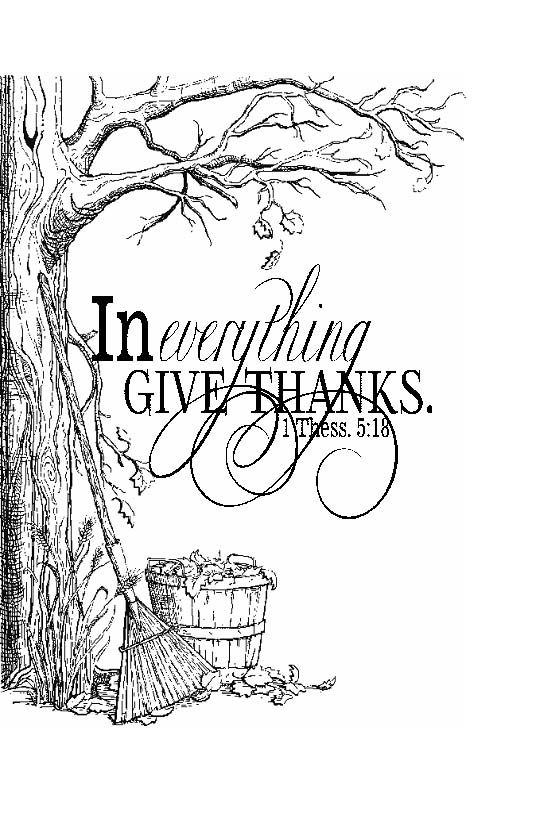 bible coloring pages thankfulness - photo#47