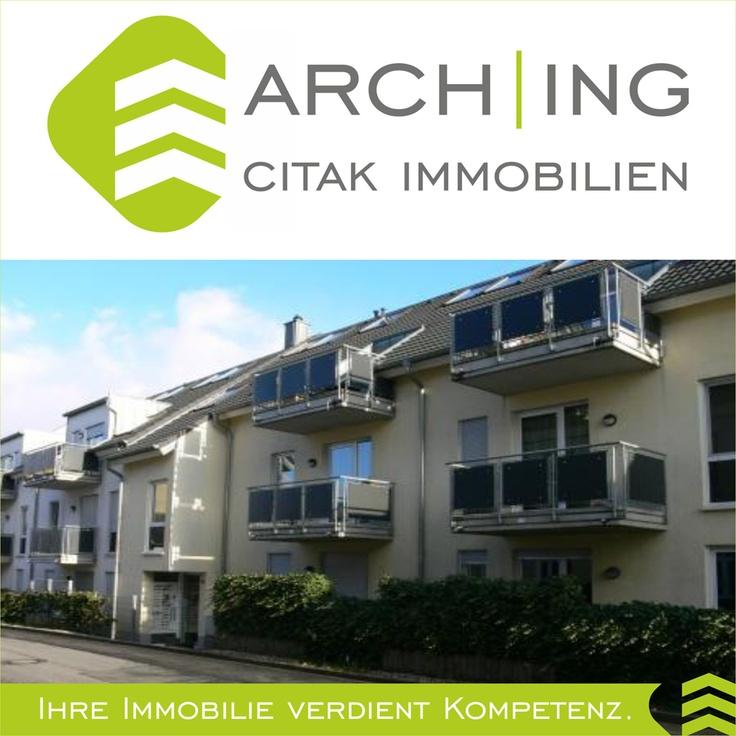 2 Zimmer Eigentumswohnung mit Küche, Diel, Bad und Balkon in Bonn.