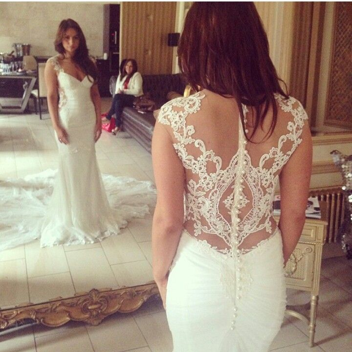 Wedding Dresses with Back Detail – fashion dresses