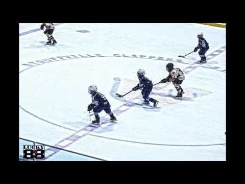 2015 Markham Waxers TYKE MD Markham vs Stouffville - Hockey (Lucky Kid