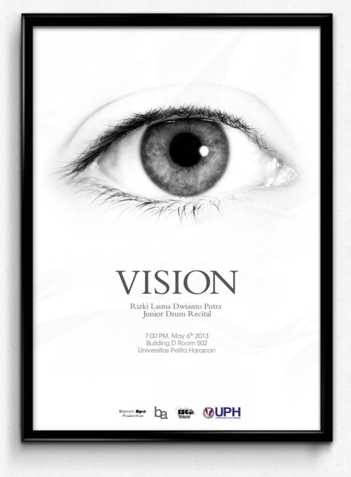 main poster for Vision