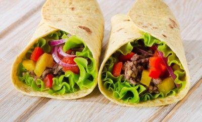 Cucina Messicana: La Ricetta dei Burritos