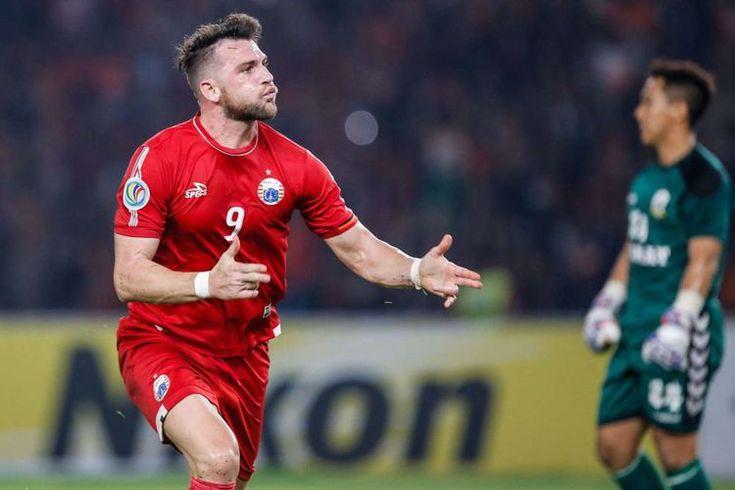 Ungkapan Syukur Simic Usai Cetak 3 Gol bagi Persija di Piala AFC