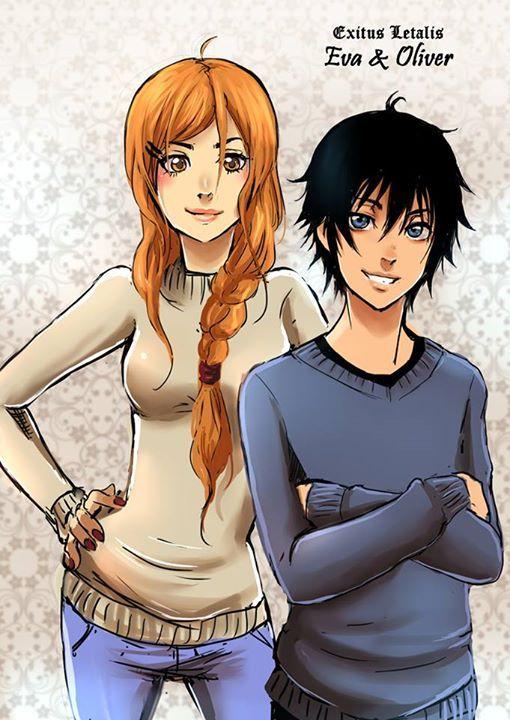 Eva i Oliver