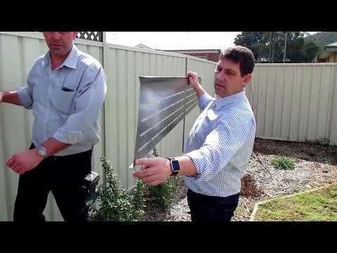 Cheap And Easy Way To Extend Your Fence Height Youtube Fence Height Extension Fence Diy Installation