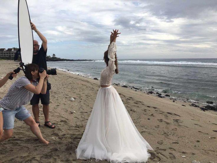 Réunion szigetén készülnek a Daalarna 2018-as kampányfotói – Interjú Benes Anitával | Secret Stories