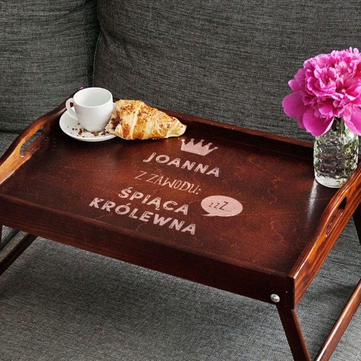 Śpiąca Królewna - Taca Śniadaniowa - MyGiftDna.pl